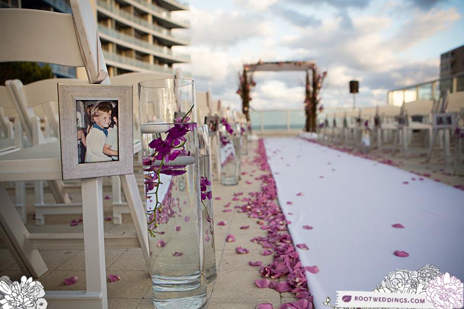 Root Weddings : W Hotel Ft. Lauderdale Wedding