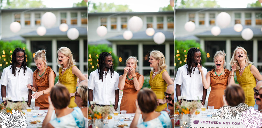 Root Weddings - Nashville Backyard Wedding
