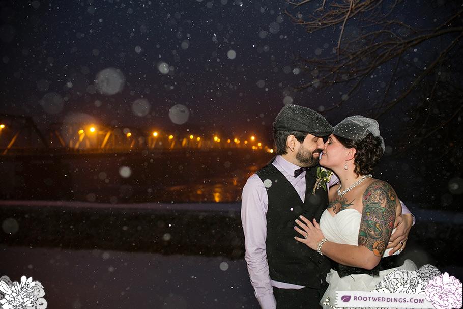 Centre Bridge Inn Wedding