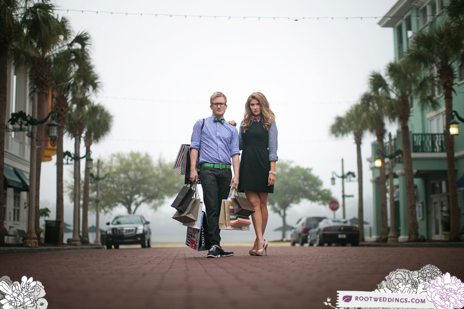 Roommate Portrait Session in Celebration, Florida by Root Weddings
