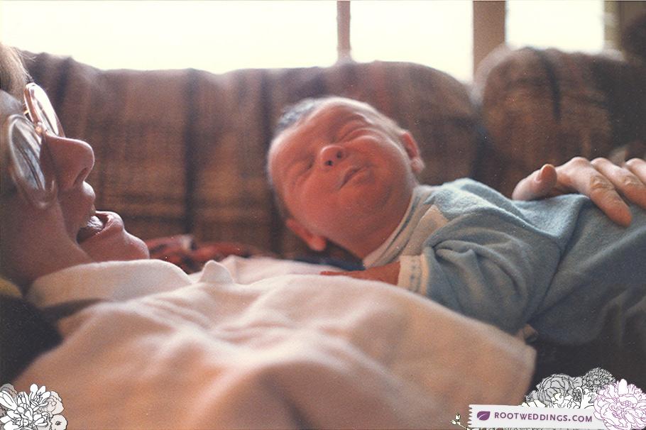 Baby Nathan Root