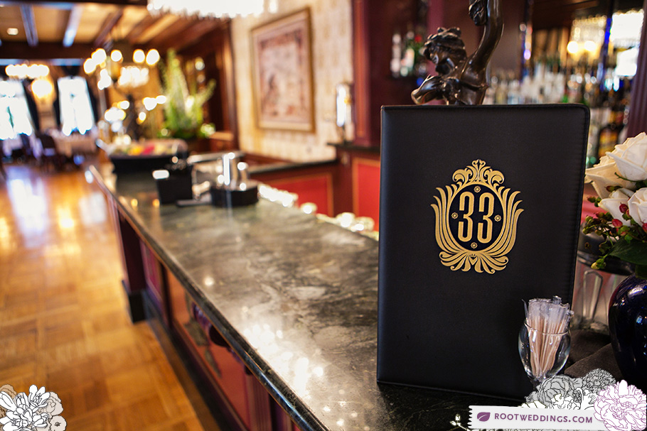 Disneyland's exclusive Club 33!