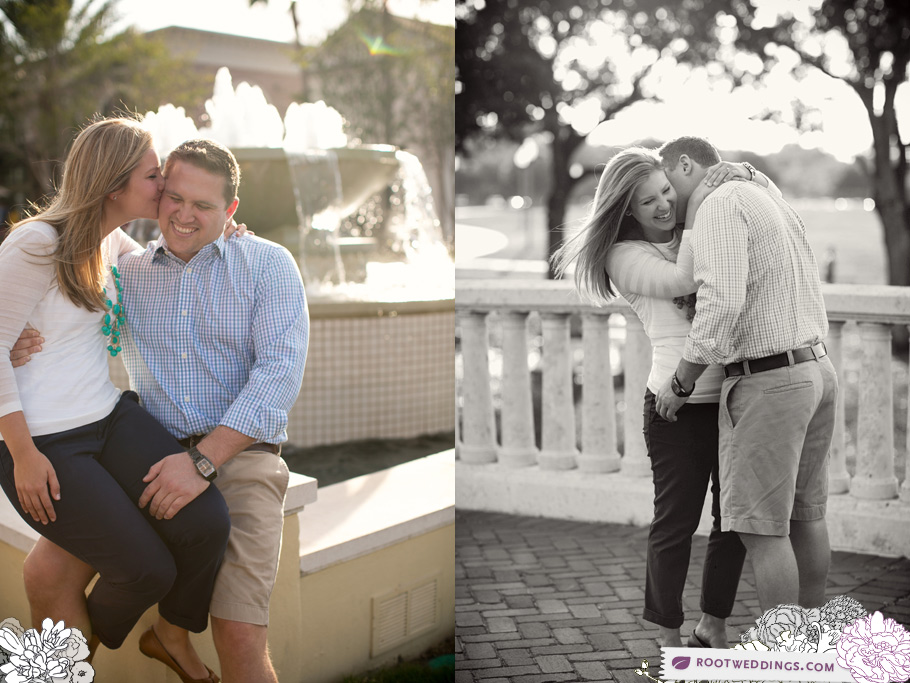 Baldwin Park Engagement Session by Root Photography