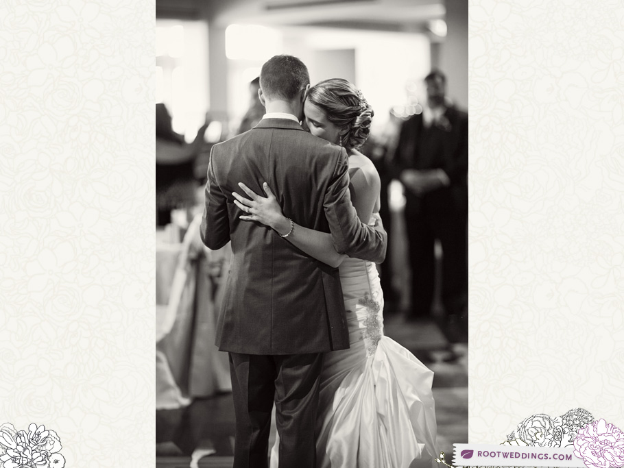Disney Atlantic Dance Hall Wedding Reception