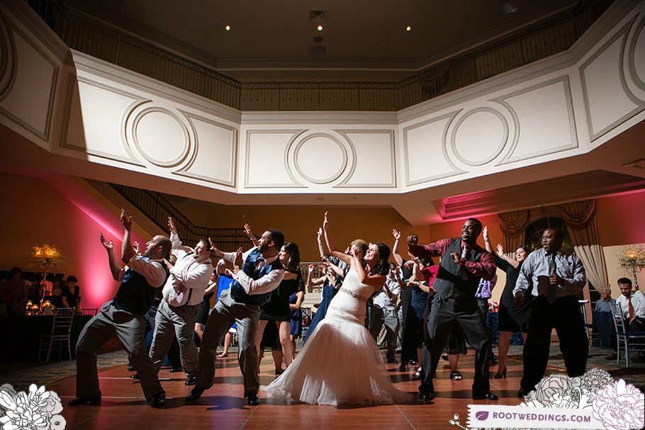 The Wobble @ Butler Ballroom Rosen Shingle Creek Orlando Wedding