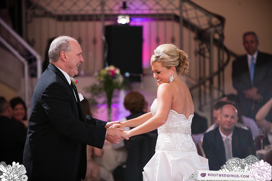 Rosen Shingle Creek Orlando Wedding Father Daughter Dance