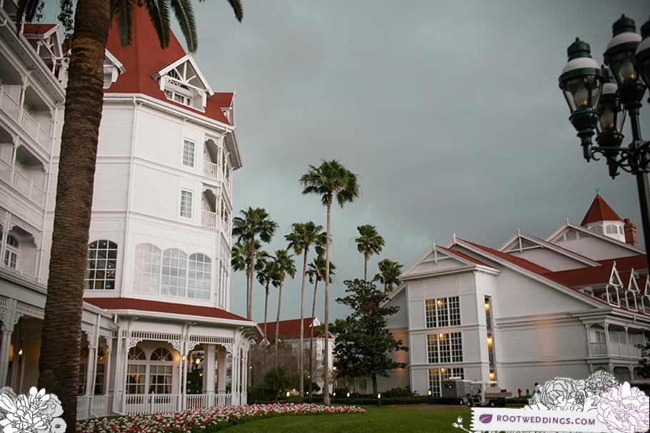 Walt Disney World Grand Floridian
