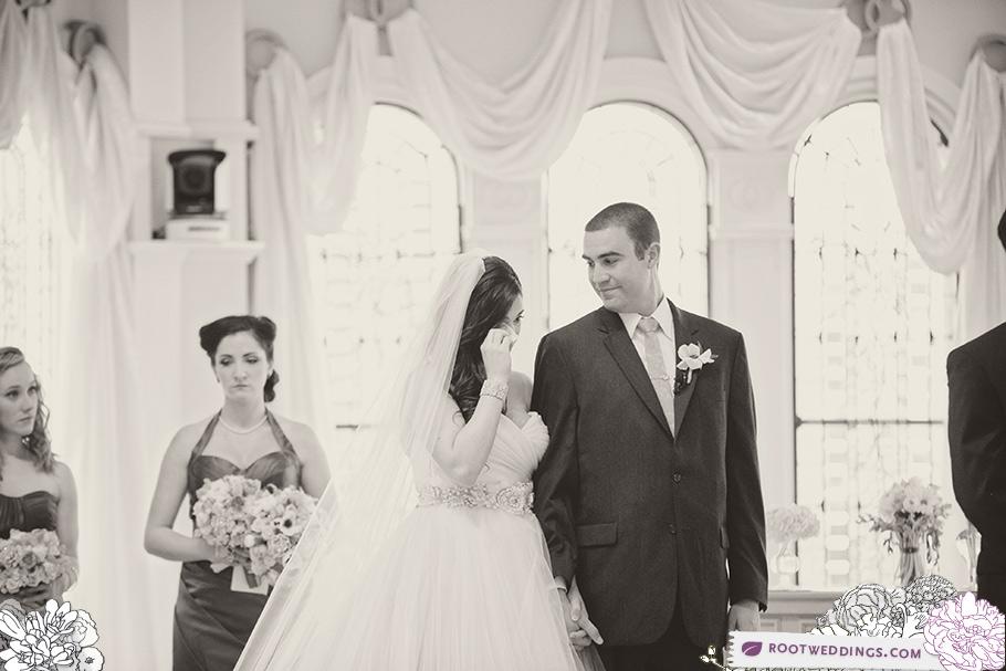 Walt Disney World Grand Floridian Wedding Pavilion Ceremony
