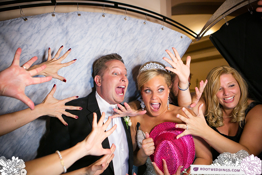Rosen Shingle Creek Orlando Wedding Photobooth