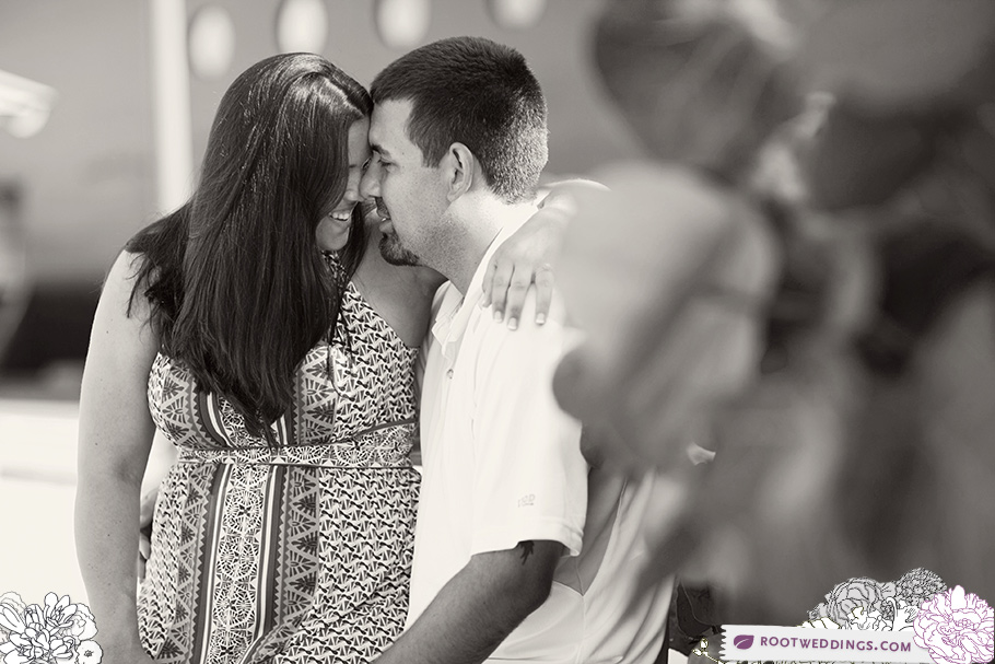 Disney Cruise Line Engagement Session on Nassau