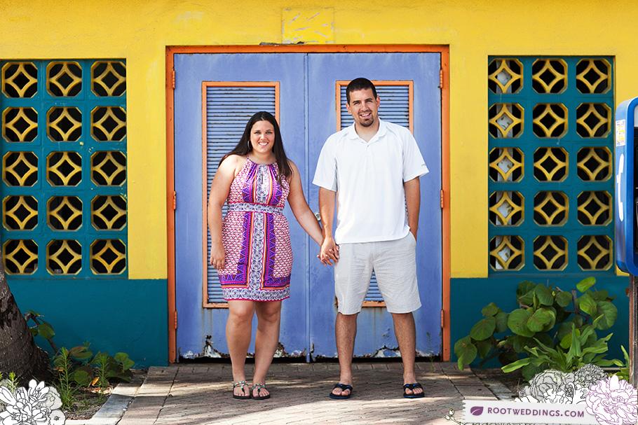 Disney Cruise Line Engagement Session on Nassau