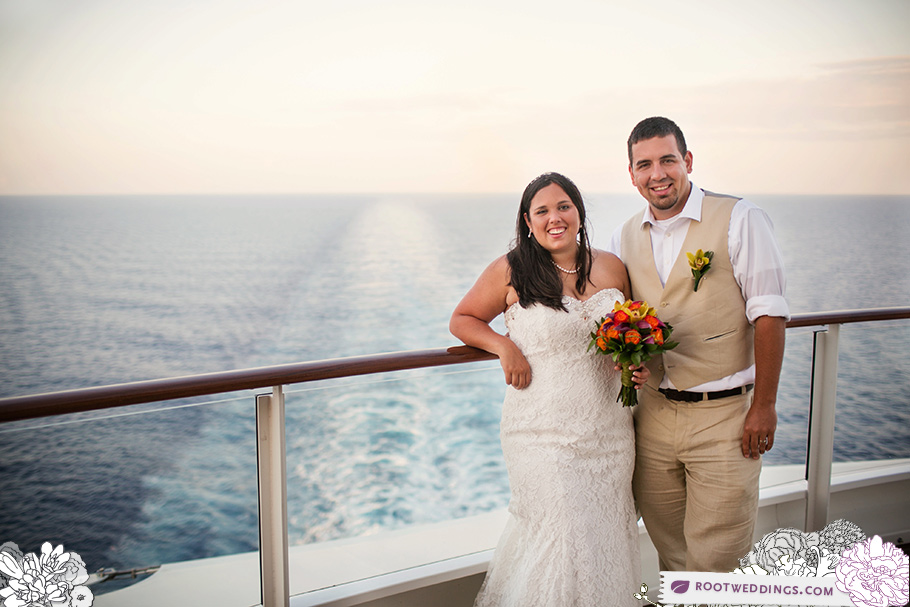 Disney Cruise Line Wedding - Disney Dream
