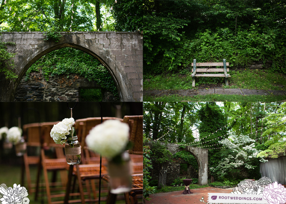 The Old Mill Wedding in Rose Valley, PA