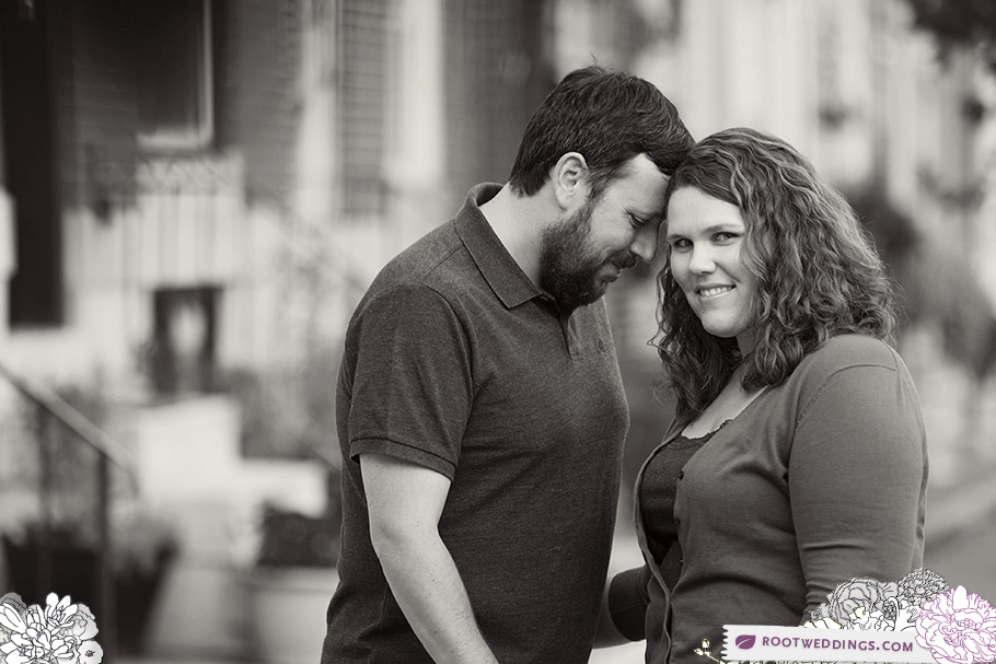 Baltimore Anniversary Session - Root Photography