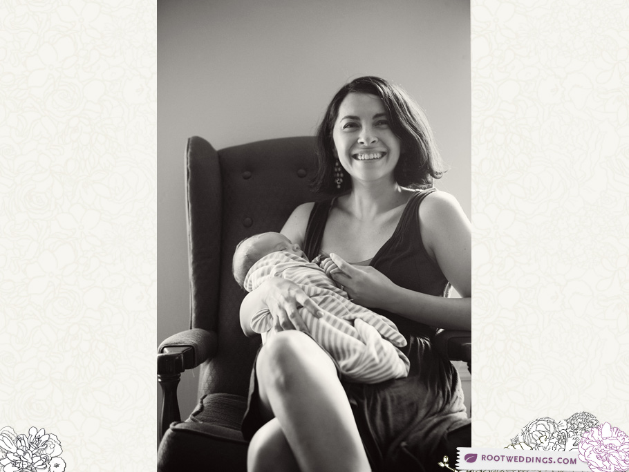 Brooklyn Park Slope Home Family Session