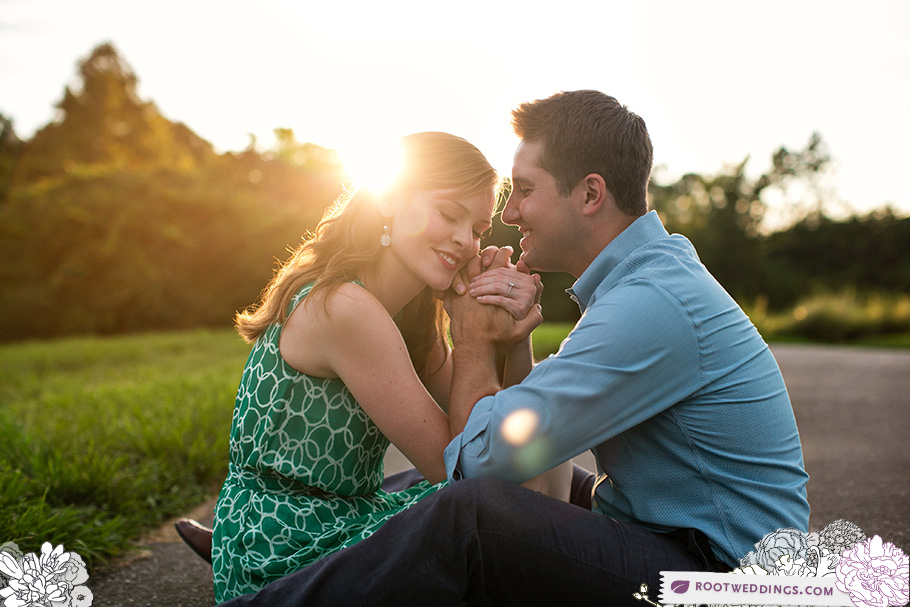 Celebration, Florida Engagement Session