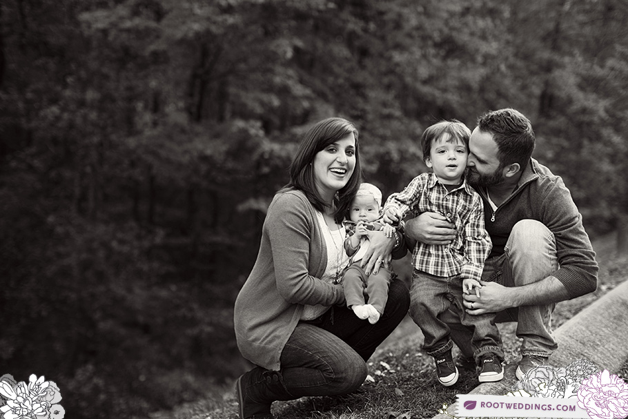 Hope Park Church Nashville Fall Family Portrait Session Nashville Family Photographer