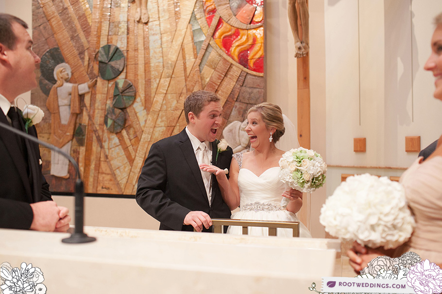 St. Mary Magdalen Catholic Church in Altamonte Springs, FL Wedding