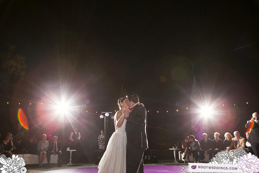 Winter Park Racquet Club WPRC Wedding First Dance