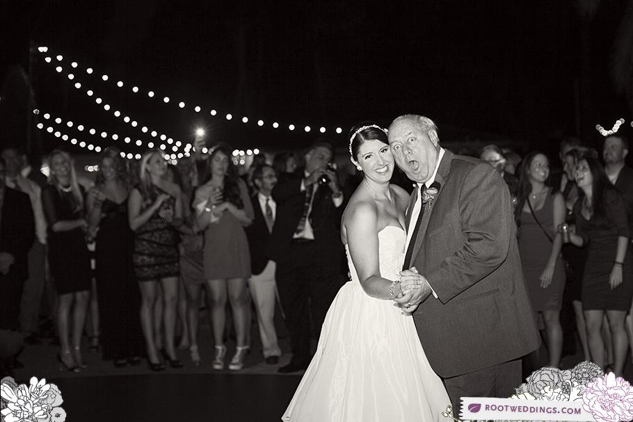 Winter Park Racquet Club WPRC Wedding Father Daughter Dance