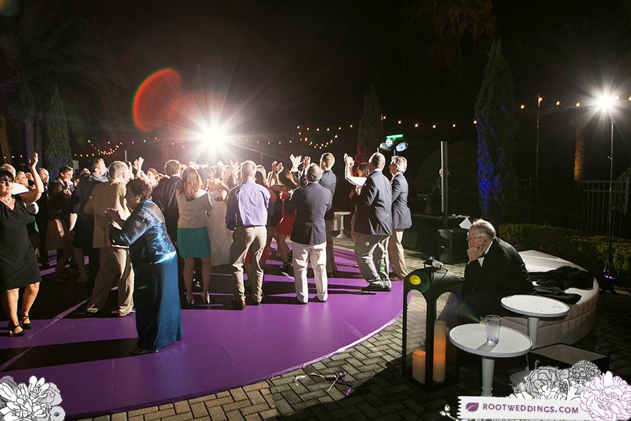 Winter Park Racquet Club WPRC Wedding