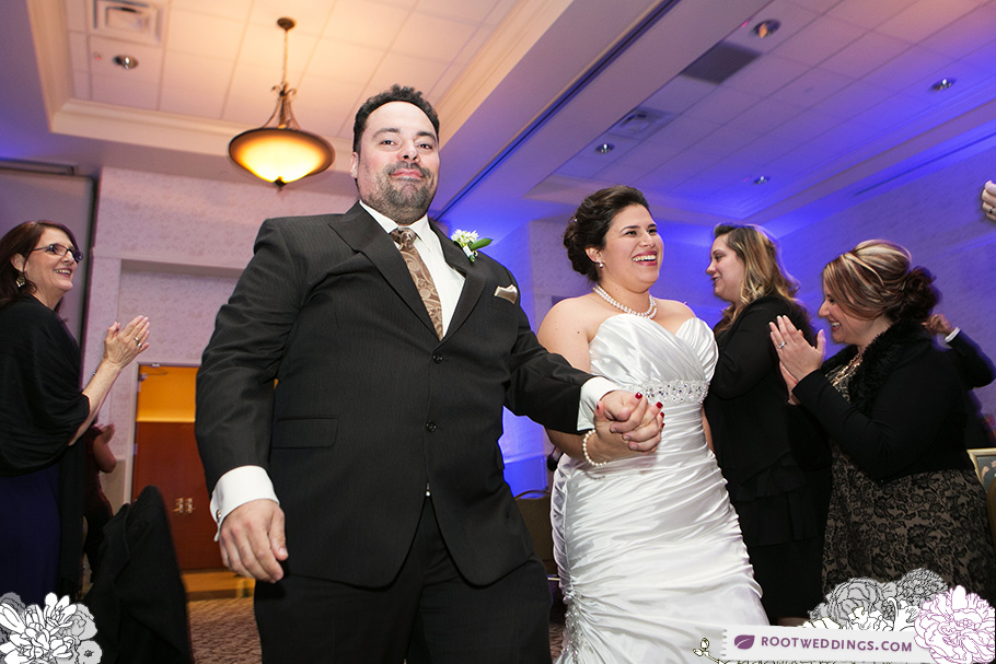 Lake Mary Events Center Wedding Reception M.J. Farb Junction 88