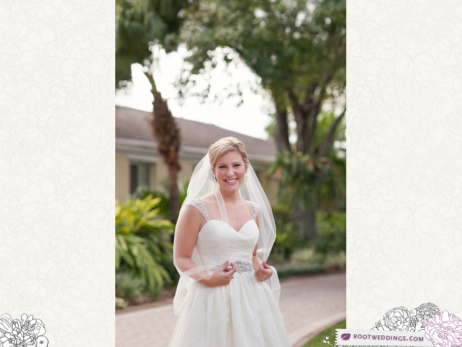 St. Mary Magdalen Altamonte Springs Wedding
