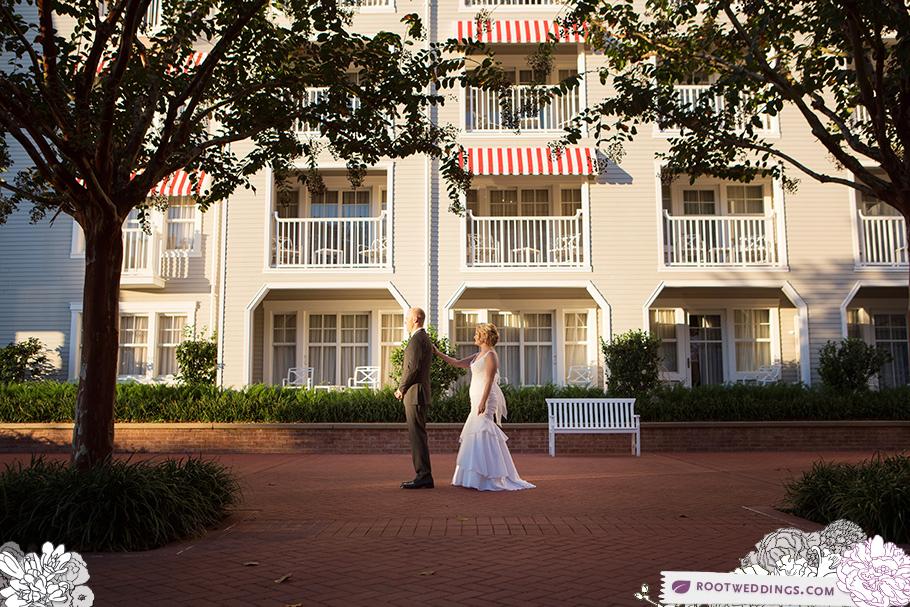 Disney Yacht Club Wedding