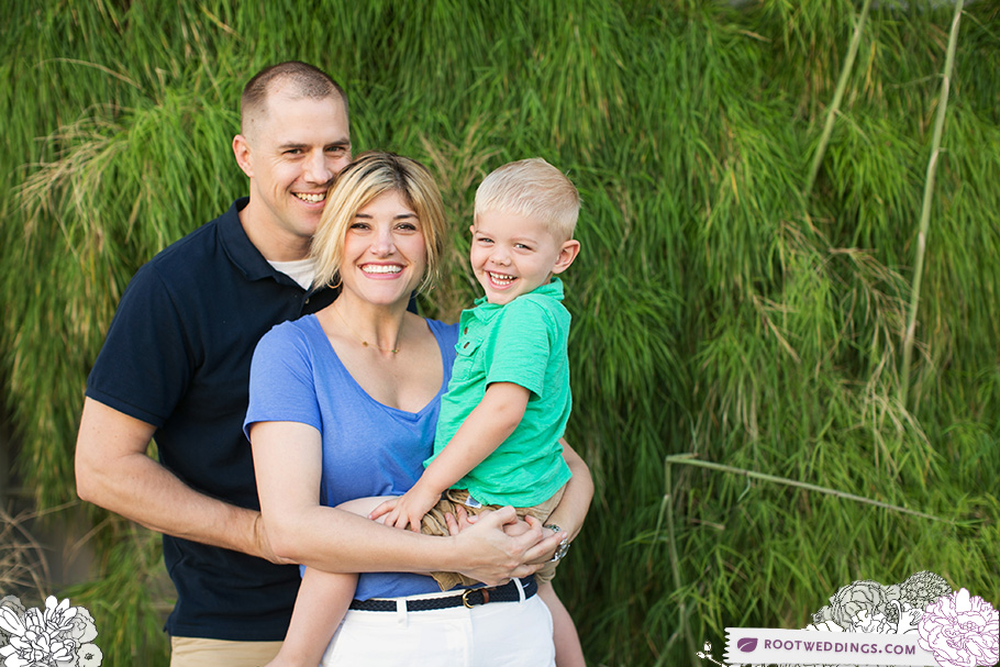 Downtown Winter Park Family Session Photographer