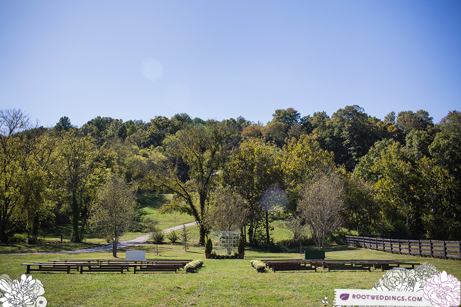 Leiper's Fork Farm Wedding Nashville TN