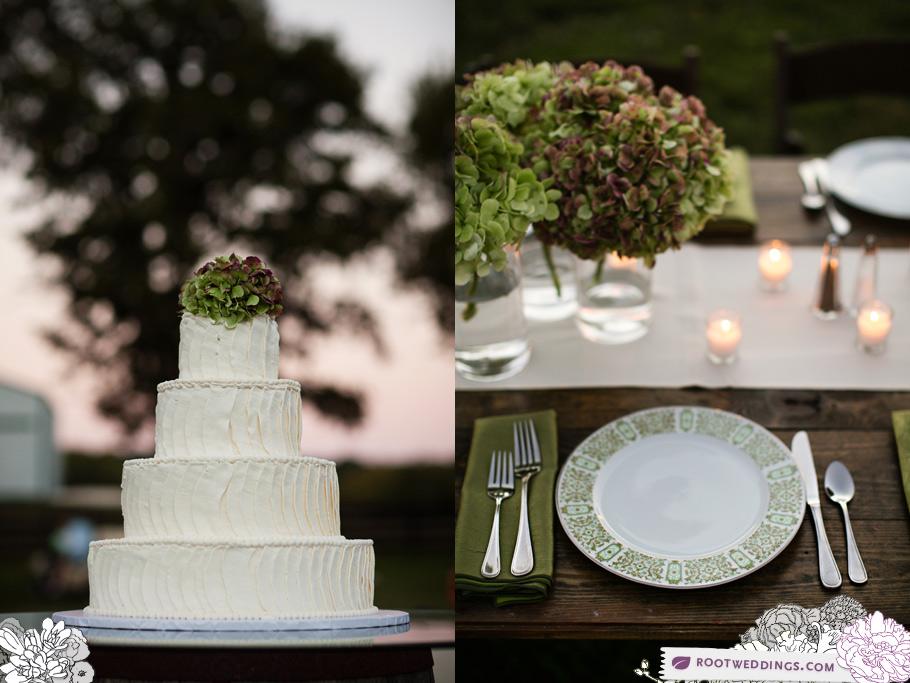 Leiper's Fork Backyard Farm Wedding in Nashville Tennessee