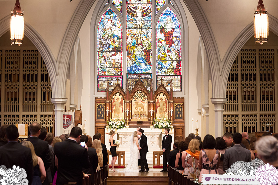 Downtown Memphis Wedding - Amy Miller Weddings & Events