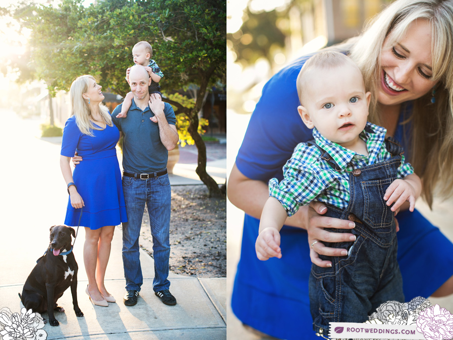 Winter Park Family Session