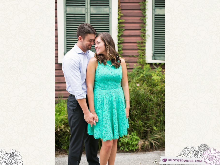 St. Augustine Florida Engagement Session