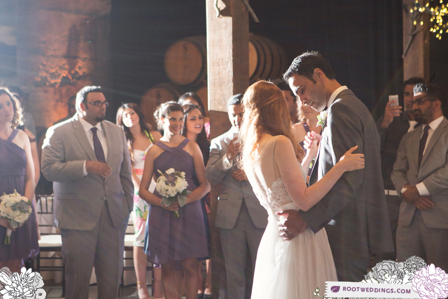 Murrietas Well Winery Wedding Livermore CA