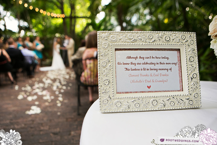 Old Town Manor Wedding in Key West, Florida