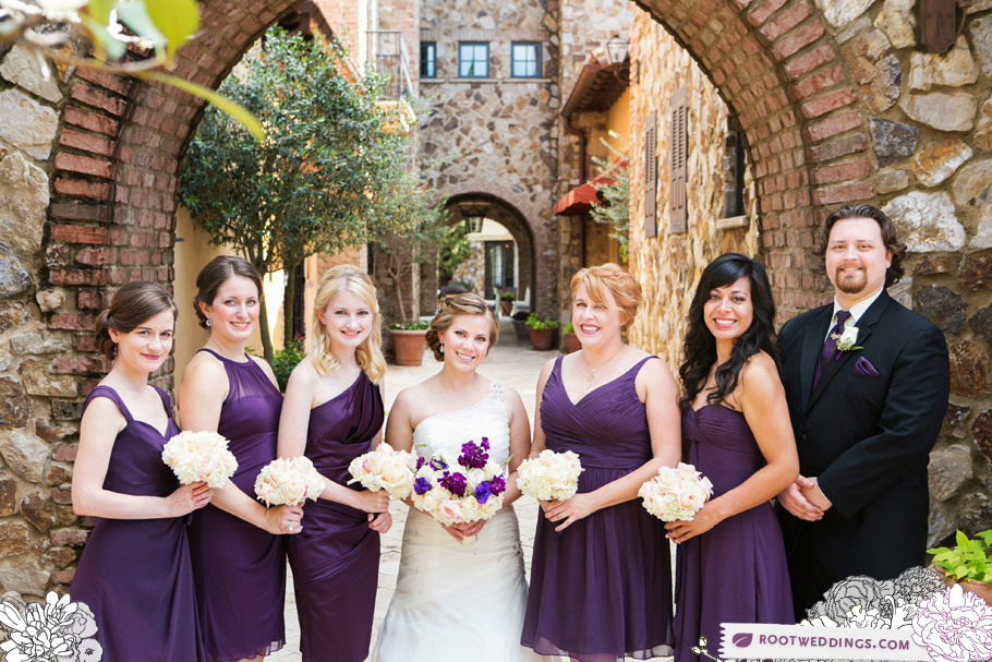 Bella Collina Wedding in Orlando, Florida