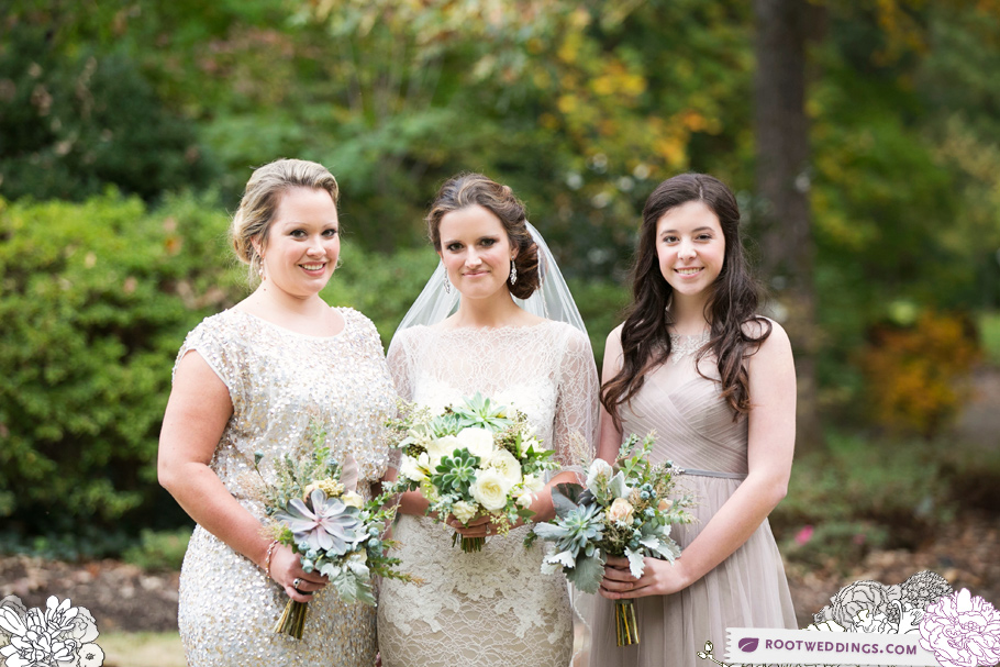 Dixon Gallery & Gardens Wedding in Memphis, Tennessee
