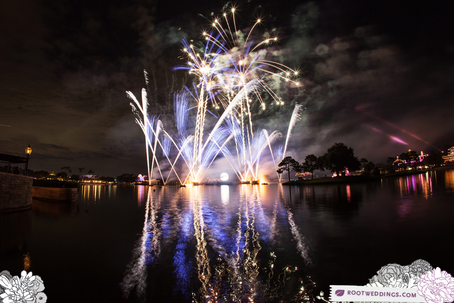 Epcot Illuminations Dessert Party