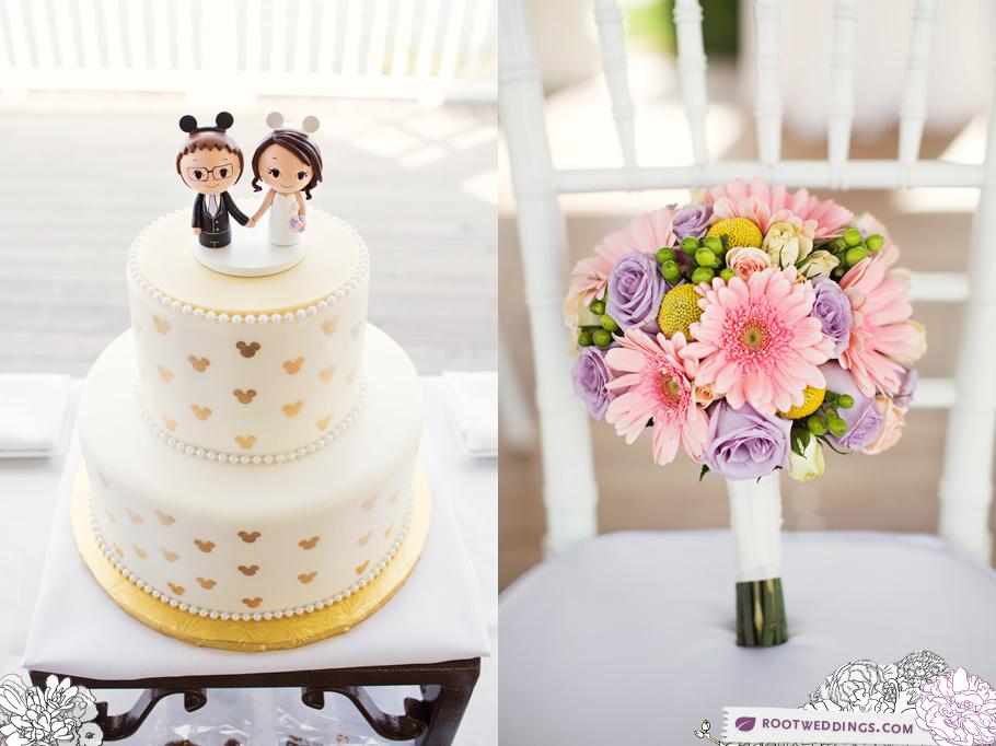 016 - Root Photography Disney Wedding
