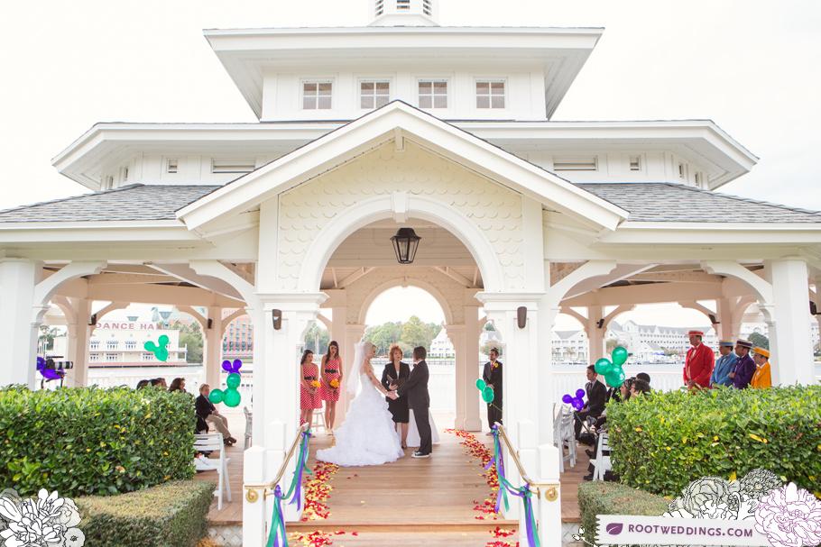 Boardwalk Sea Breeze Point Wedding and Prop Shop Reception 011