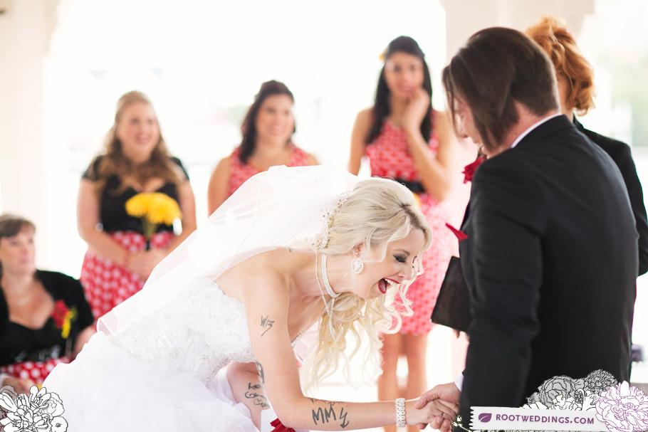 Boardwalk Sea Breeze Point Wedding and Prop Shop Reception 013