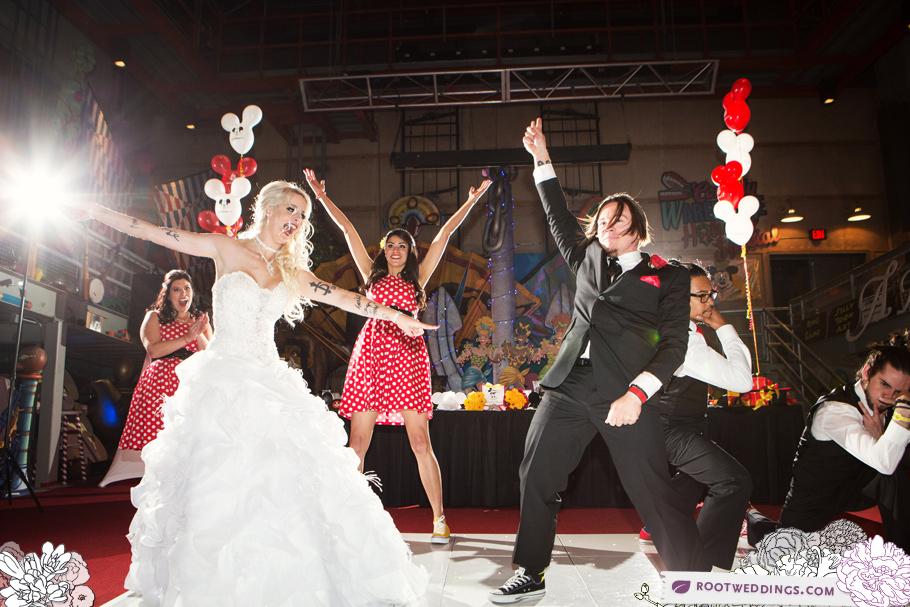 Boardwalk Sea Breeze Point Wedding and Prop Shop Reception 034