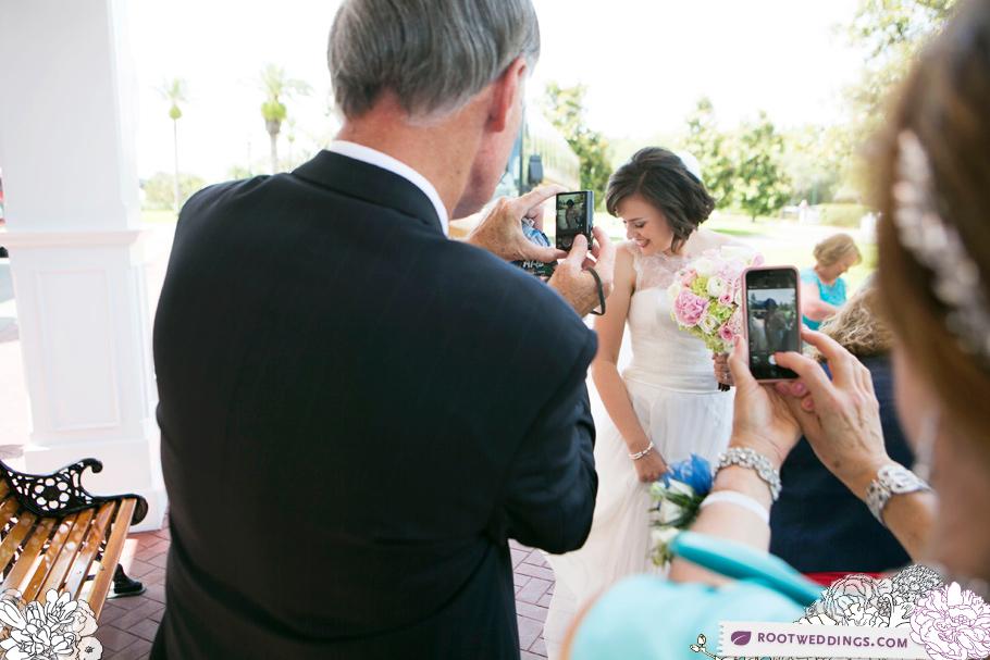 Grand Floridian Wedding Pavilion Beach Club Ariel's 004
