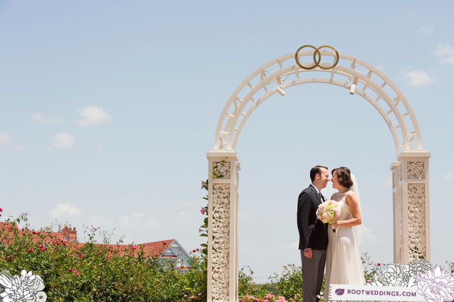 Grand Floridian Wedding Pavilion Beach Club Ariel's 011