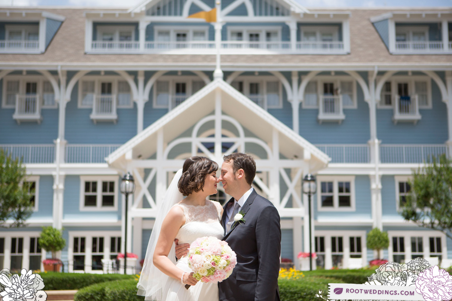 Grand Floridian Wedding Pavilion Beach Club Ariel's 015