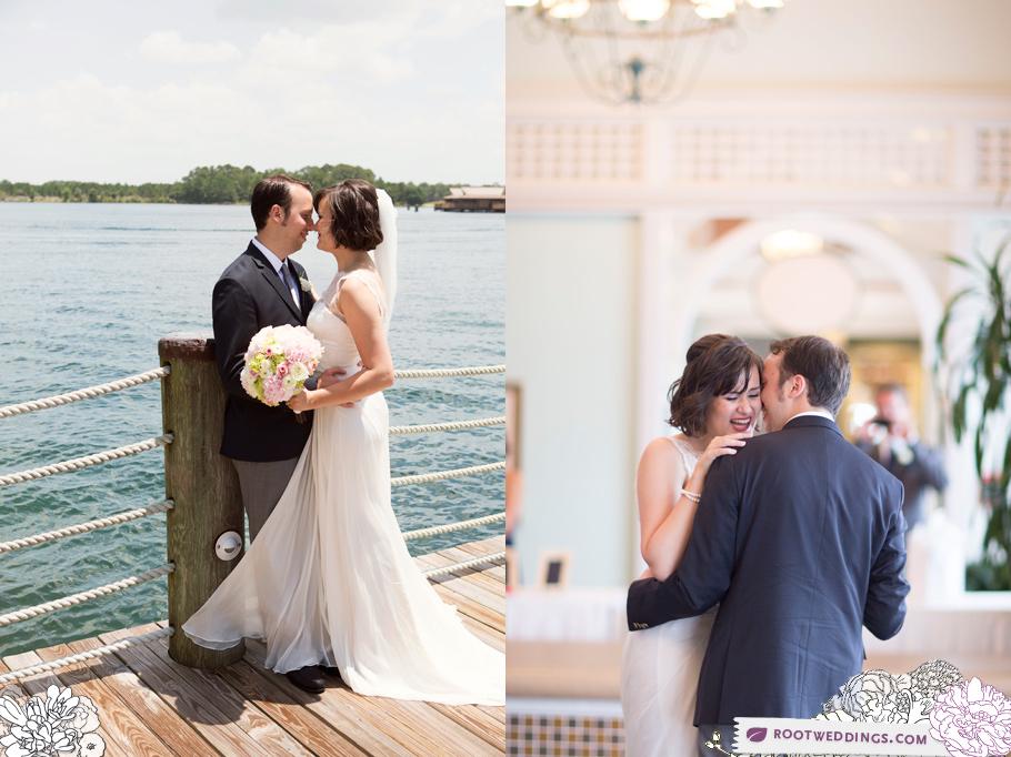 Grand Floridian Wedding Pavilion Beach Club Ariel's 017