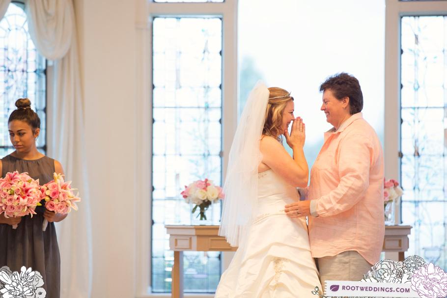 Same Sex Disney Wedding Grand Floridian Atlantic Dance Hall _014