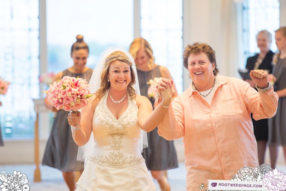 Same Sex Disney Wedding Grand Floridian Atlantic Dance Hall _015
