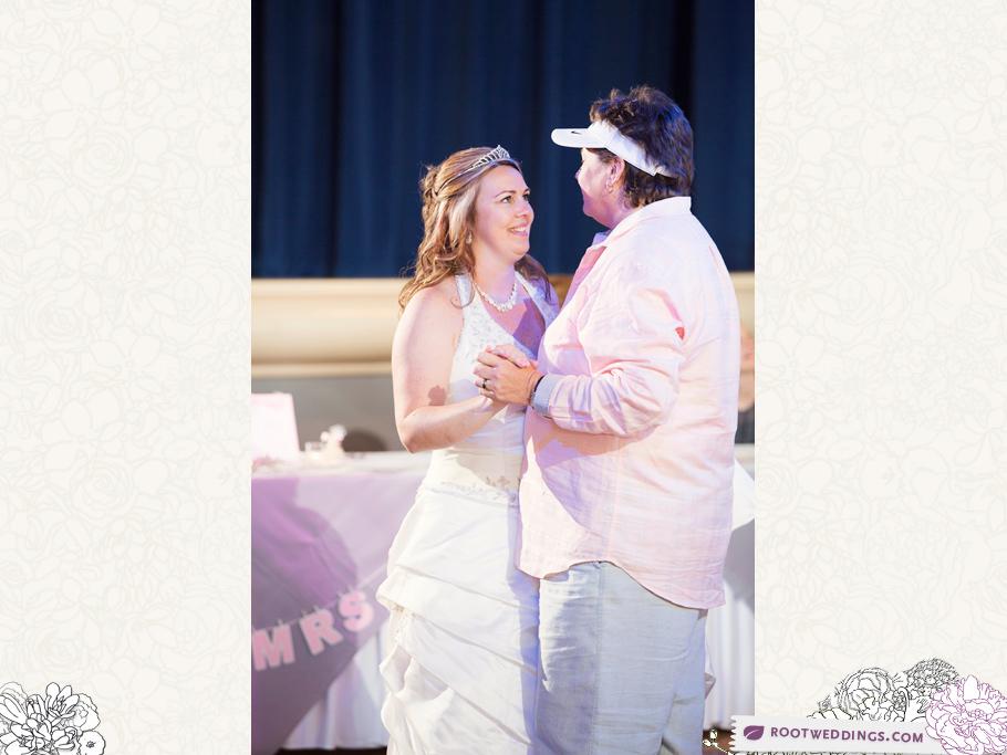 Same Sex Disney Wedding Grand Floridian Atlantic Dance Hall _023